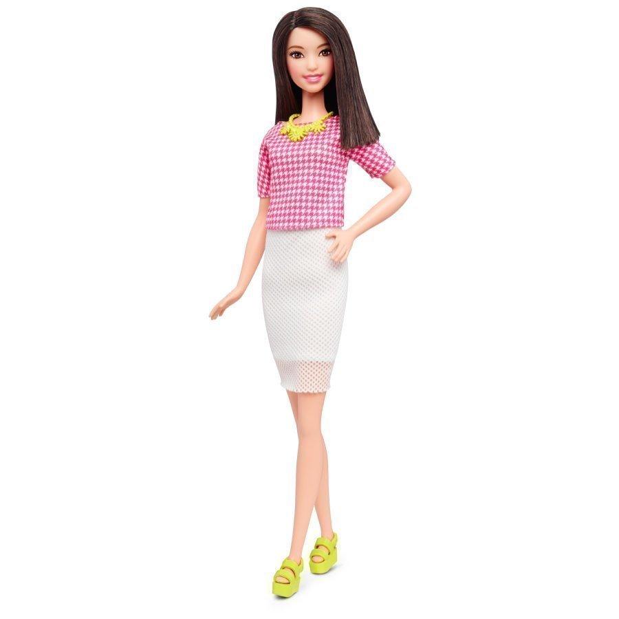 Barbie Fashionista Nukke Ja Valkoinen Hame