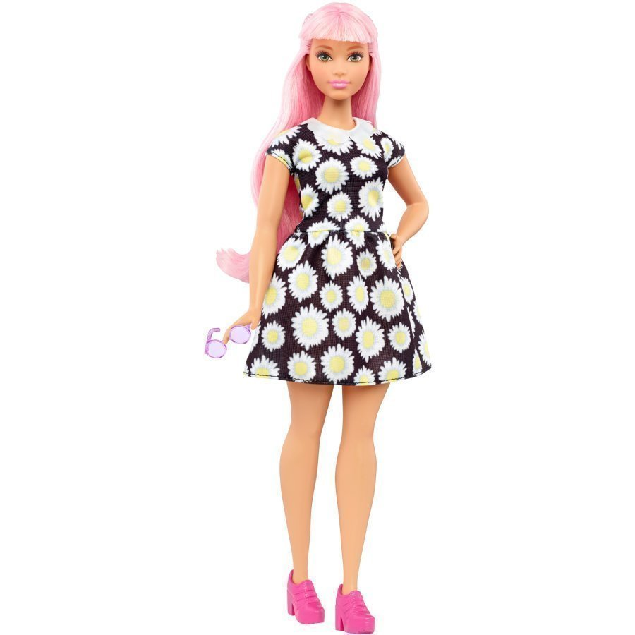 Barbie Fashionistas Kukkamekkoinen Barbie