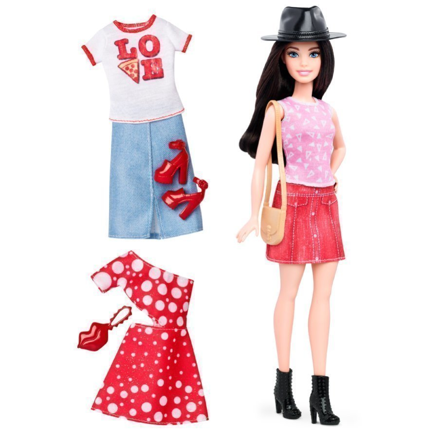 Barbie Fashionistas Style Barbie Pizza Paidalla