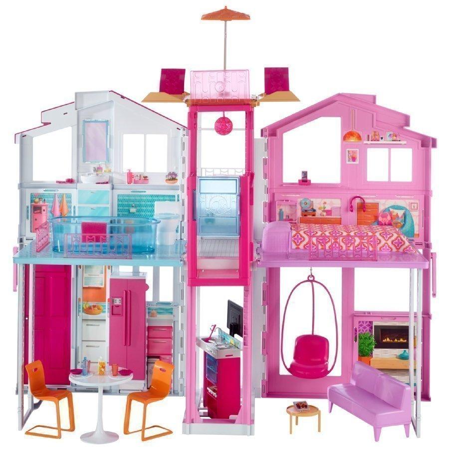 Barbie Kolmikerroksinen Kaupunkiasunto