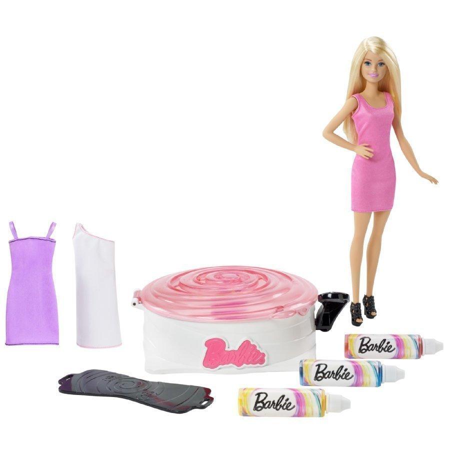 Barbie Spin Art Designer Ja Nukke