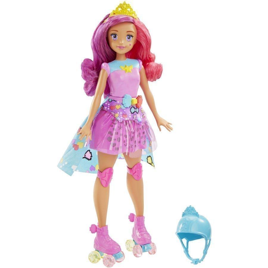 Barbie Videopelisankari Bella