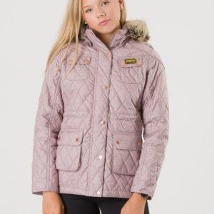 Barbour Enduro Quilt Jacket Takki Vaaleanpunainen