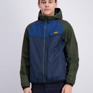 Barbour Row Jacket Takki Sininen