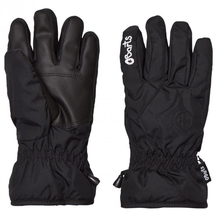 Barts Basic Skigloves Black Lasketteluhanskat
