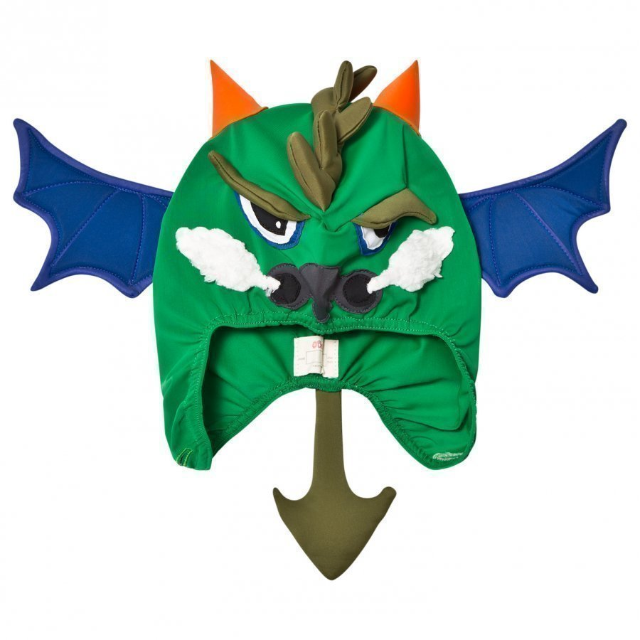 Barts Green Dragon Helmet Cover Pipo