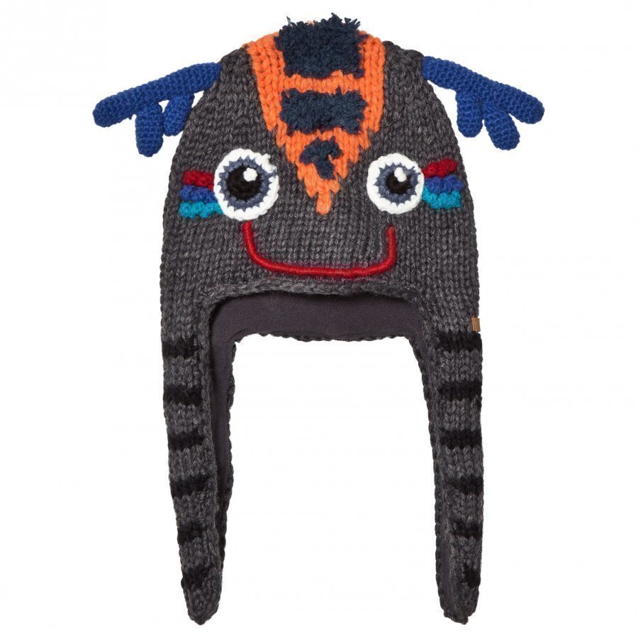 Barts Knitted Woodson Beanie Grey Pipo