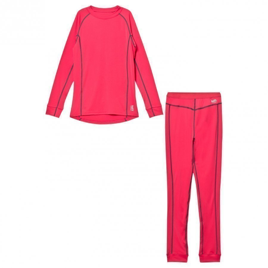 Barts Pink Base Layer Outfit Kerraston Setti