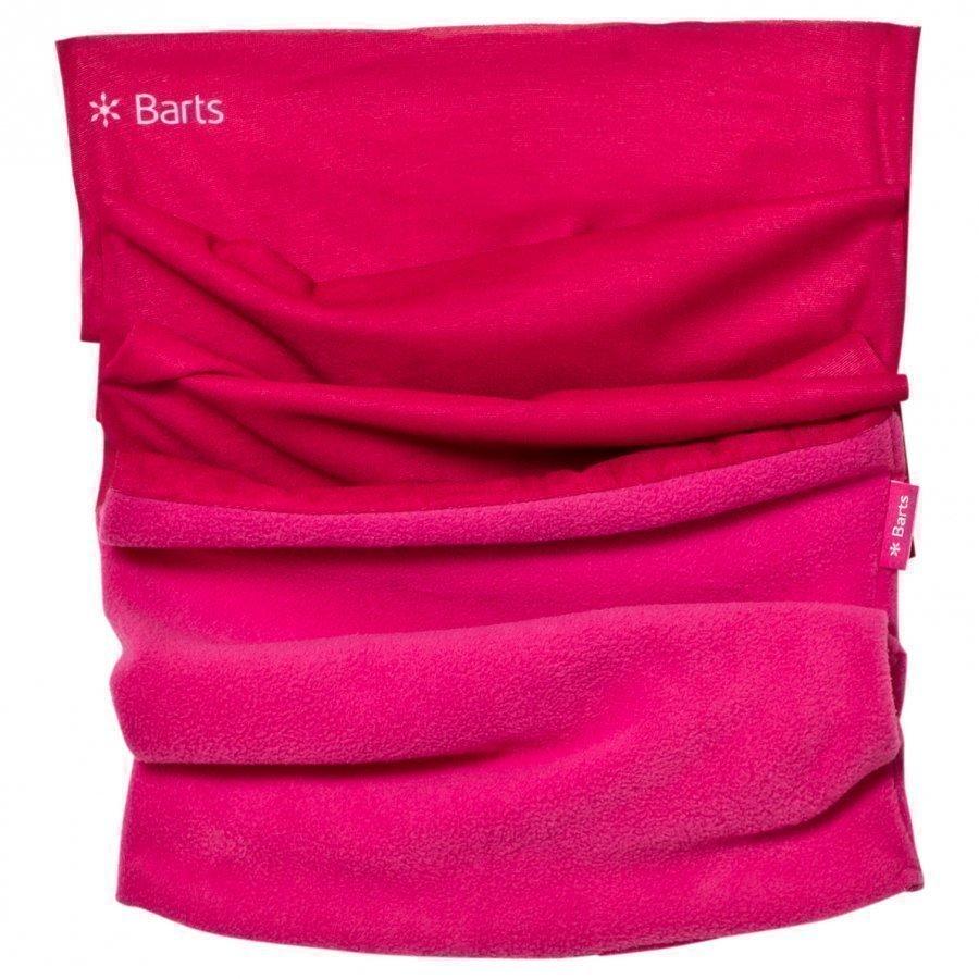 Barts Pink Polar Neck Warmer Kietaisuhuivi