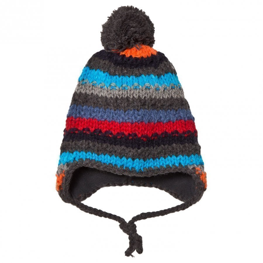 Barts Skeely Inka Beanie Dark Heather Pipo