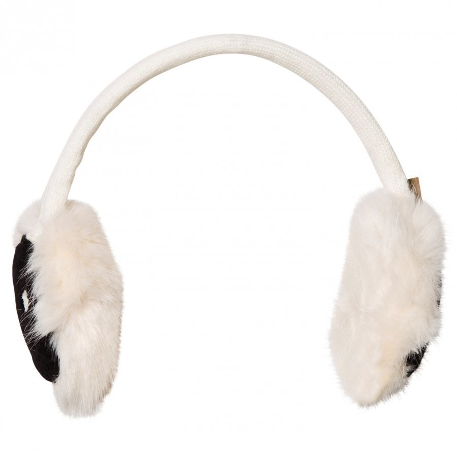 Barts Smiley Face Candy Earmuffs White Korvalaput