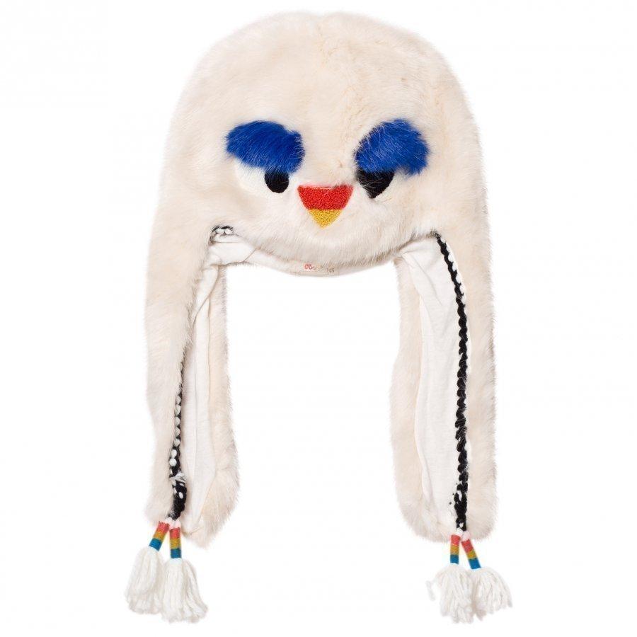 Barts White Owl Grover Earflap Korvalapullinen Päähine