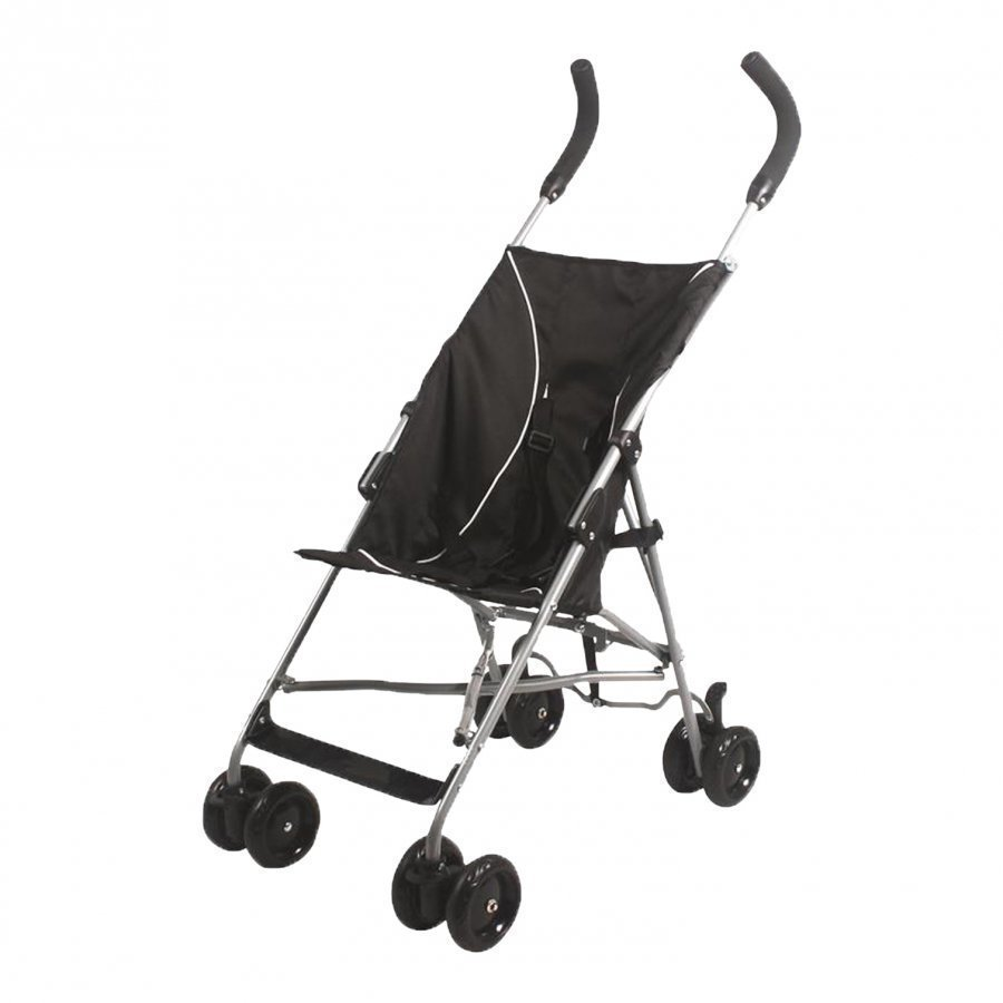 Basson Baby Mini 1014 Umbrella Stroller Black Matkarattaat
