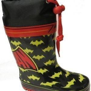 Batman Kumisaappaat vuorilla Musta/monivärinen