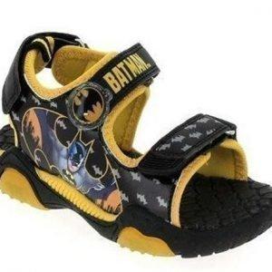 Batman Sandaalit Musta/Keltainen