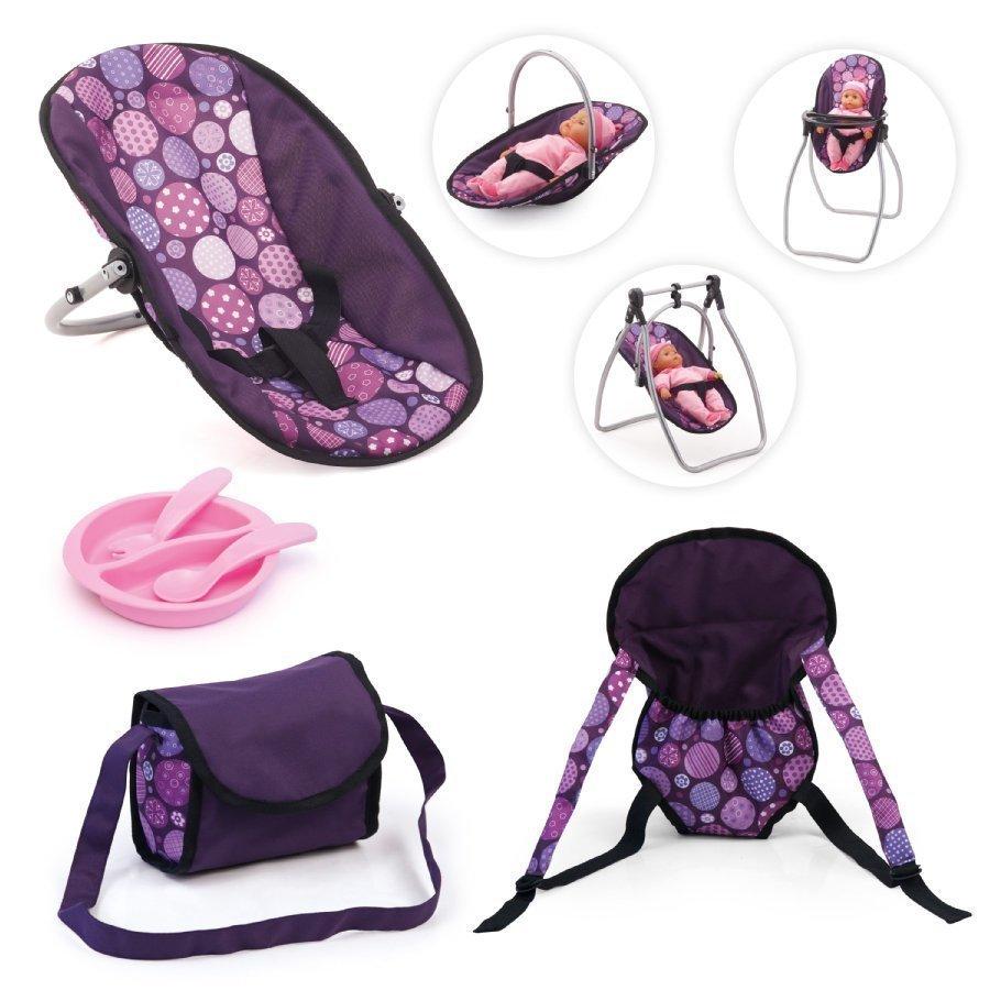 Bayer Design Nukenrattaat Violetti 7729400