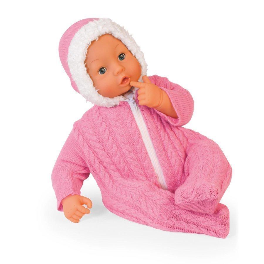 Bayer Design Vauvanukke Bambolina 46 Cm Vaaleanpunainen