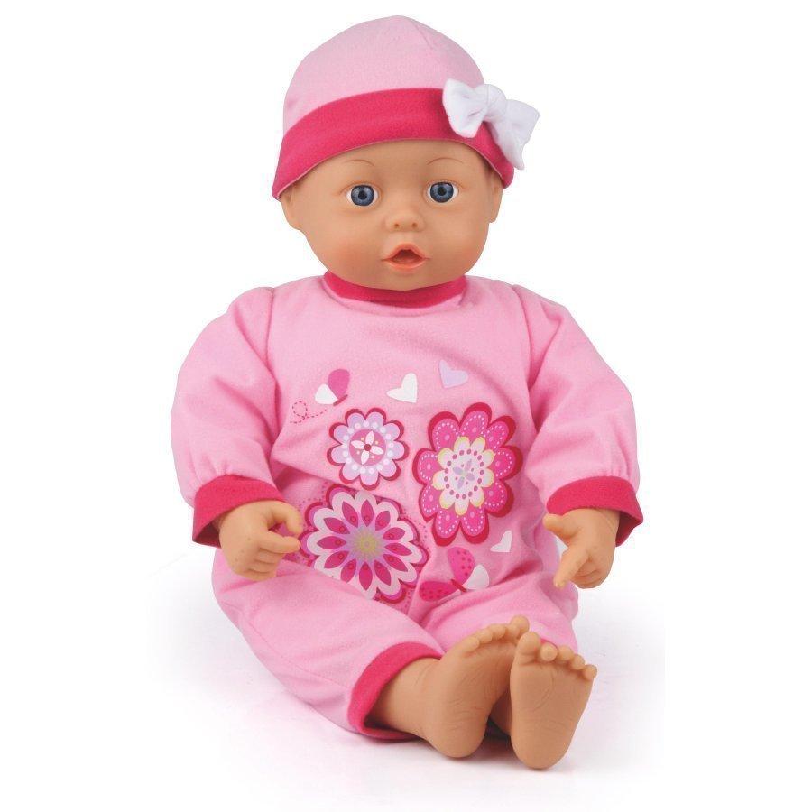 Bayer Design Vauvanukke First Words Baby 46 Cm Äänellä 9466400