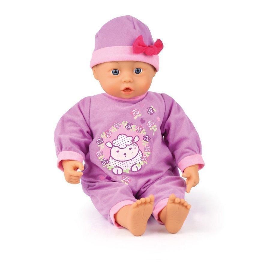 Bayer Design Vauvanukke First Words Baby 46 Cm Äänellä