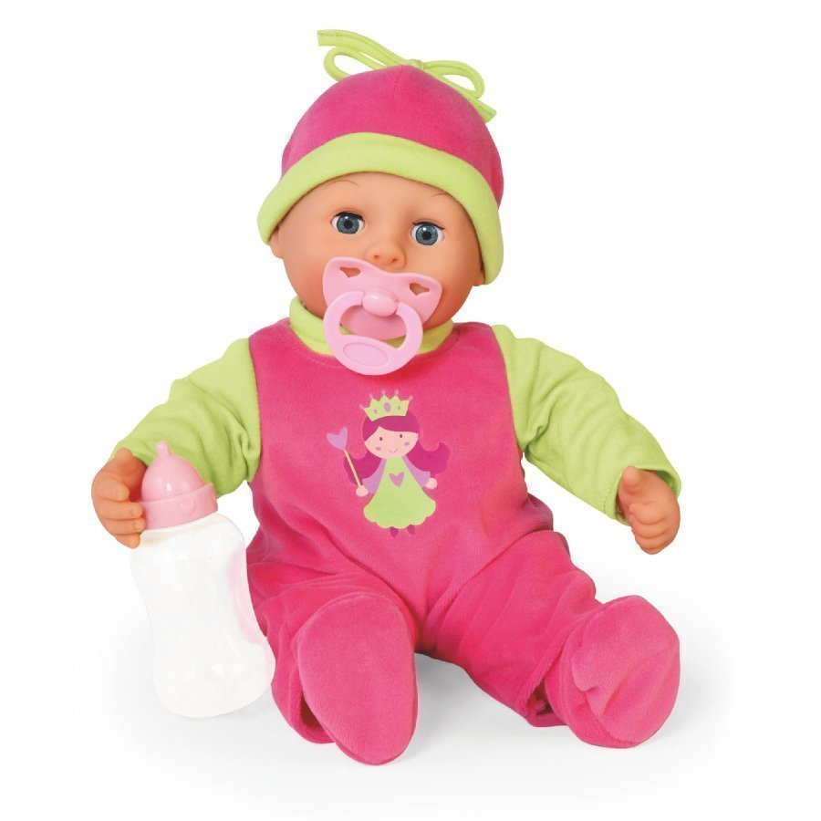 Bayer Design Vauvaukke First Words Baby 38 Cm 9380600