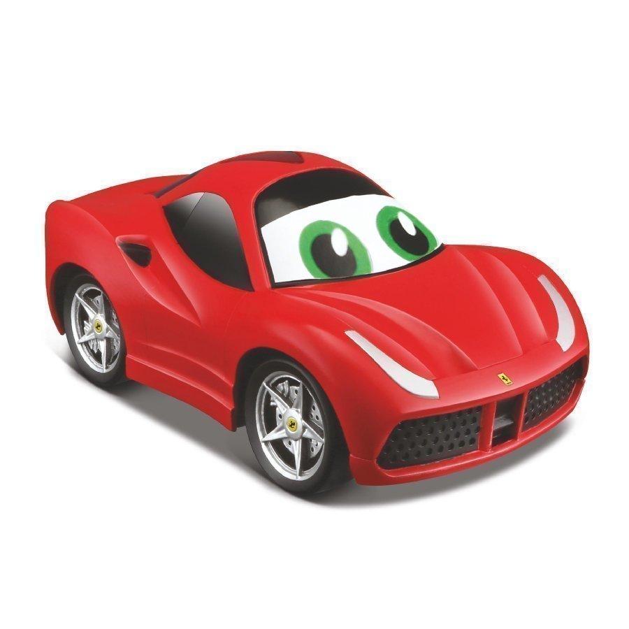 Bbjunior Ferrari Lil Driver 488 Gtb Infrapuna