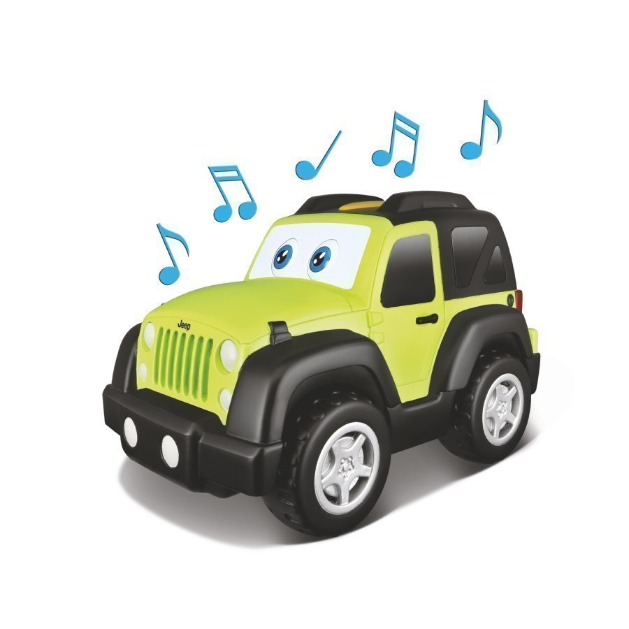 Bbjunior Jeep Funny Friends