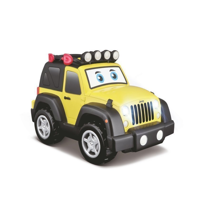 Bbjunior Jeep Light & Sound