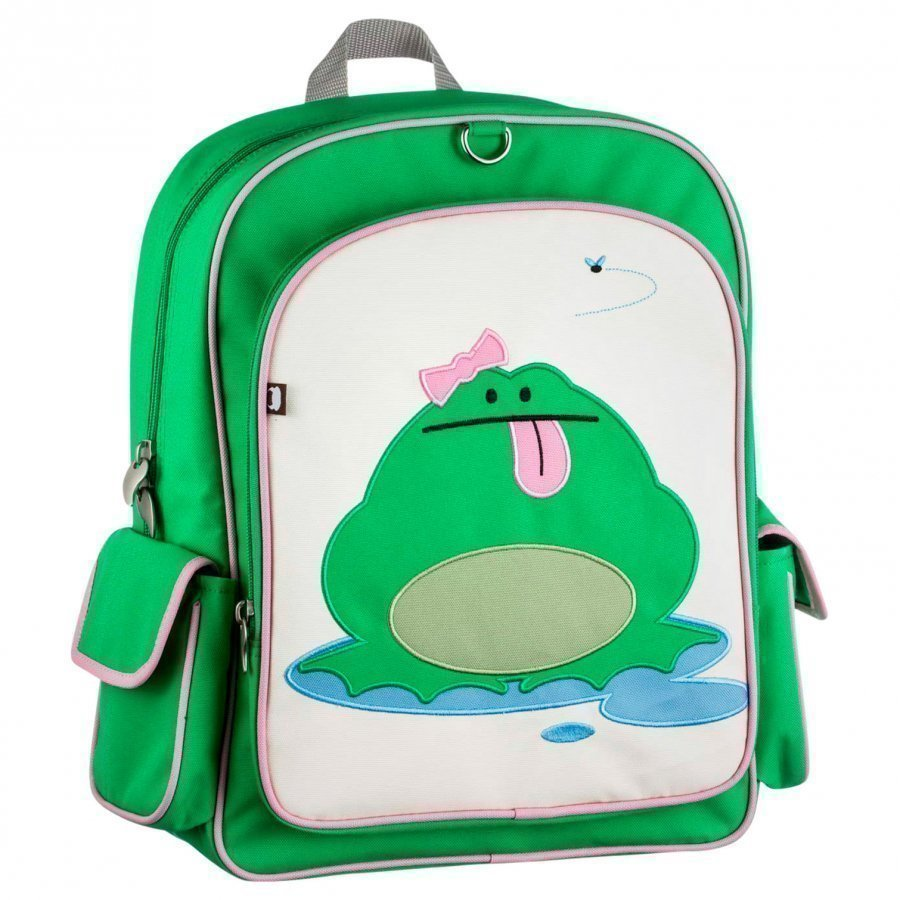 Beatrix Ny Big Kid Back Pack Katarina Frog Reppu