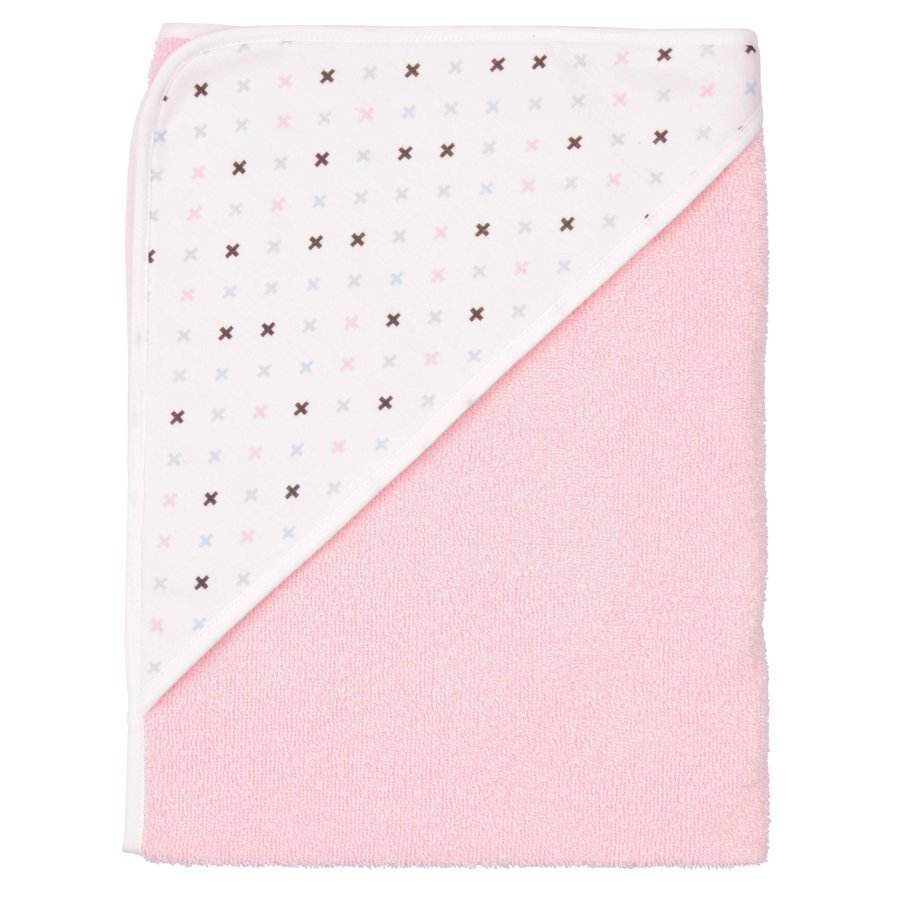Bebe Jou Hupullinen Pyyhe Pretty Pink