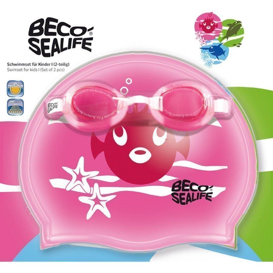 Beco Sealife Uimasetti I Pinkki