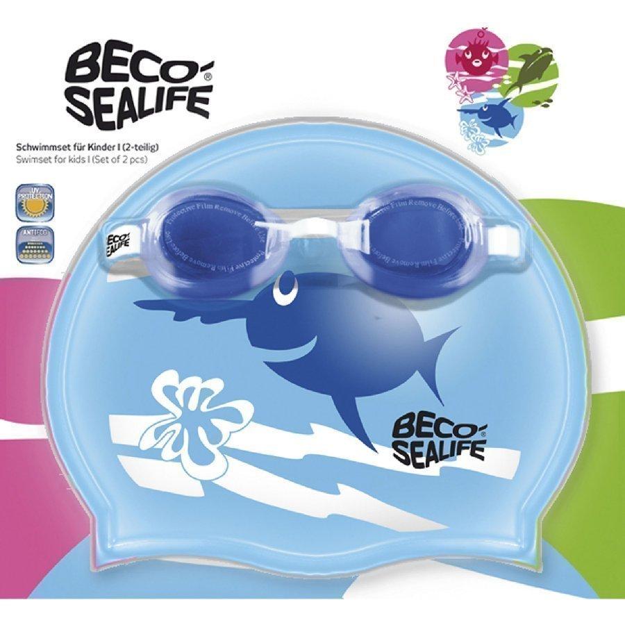 Beco Sealife Uimasetti I Sininen