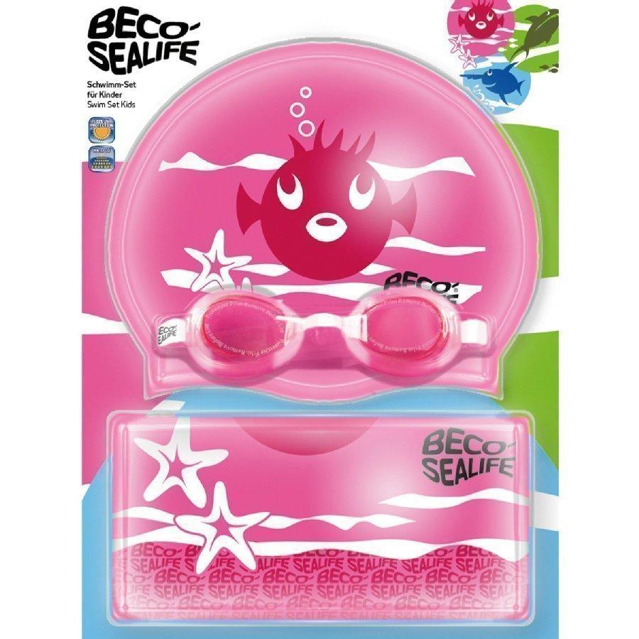 Beco Sealife Uimasetti Ii Pinkki