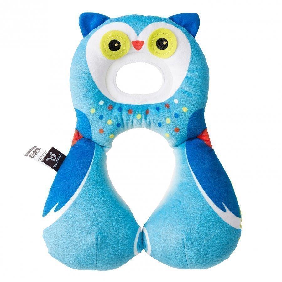 Benbat Travel Friend Owl Neck Pillow Turvaistuimen Lisävaruste