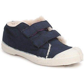 Bensimon TENNIS SCRATCH FOURRES matalavartiset kengät