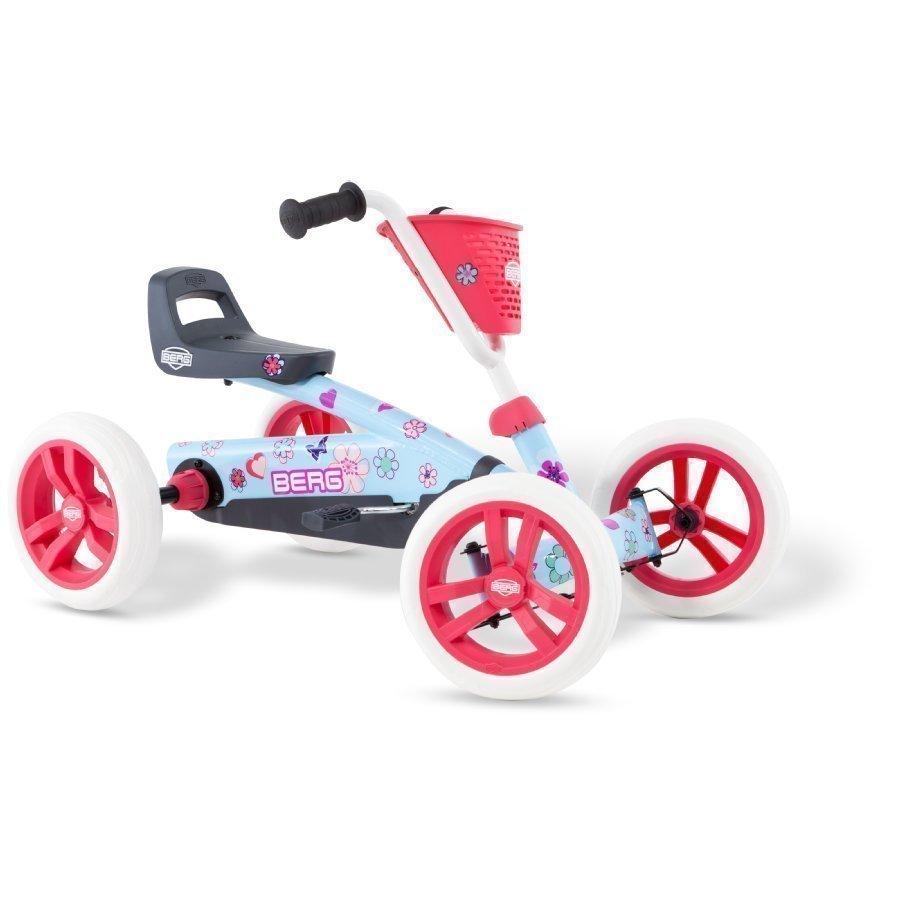 Berg Toys Go Kart Polkuauto Buzzy Bloom