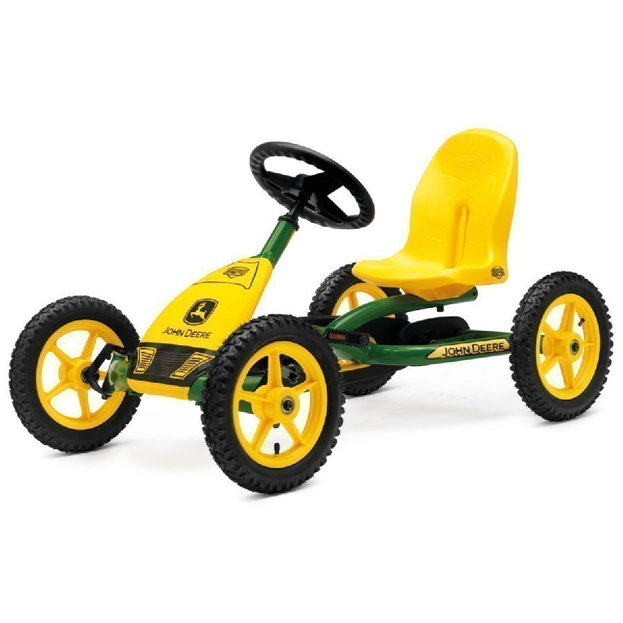 Berg Toys Pedal Go Kart Polkuauto Berg Buddy John Deere