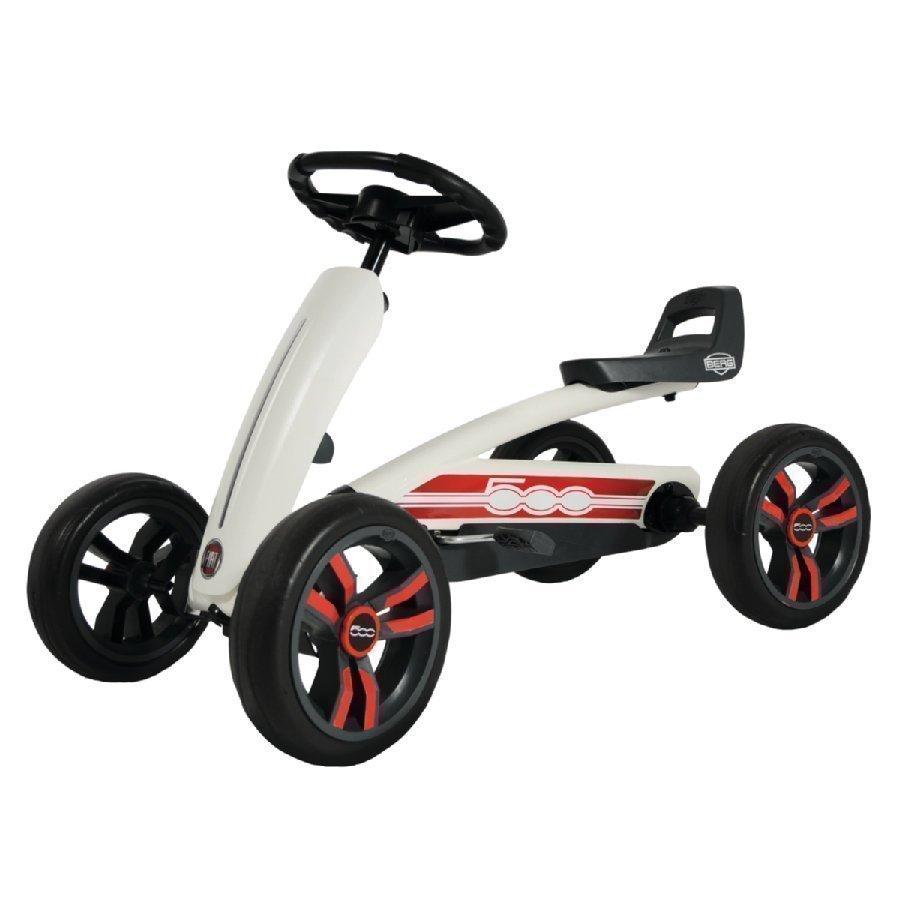 Berg Toys Pedal Go Kart Polkuauto Berg Buzzy Fiat 500