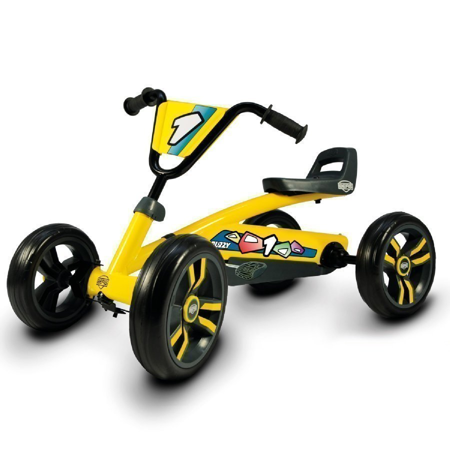 Berg Toys Pedal Go Kart Polkuauto Berg Buzzy