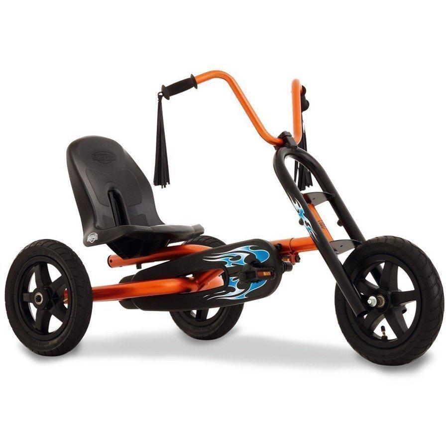Berg Toys Pedal Go Kart Polkuauto Berg Choppy