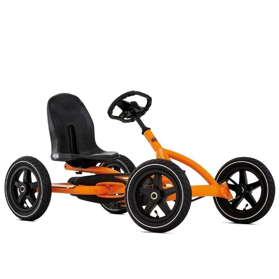 Berg Toys Pedal Go Kart Polkuauto Buddy Orange