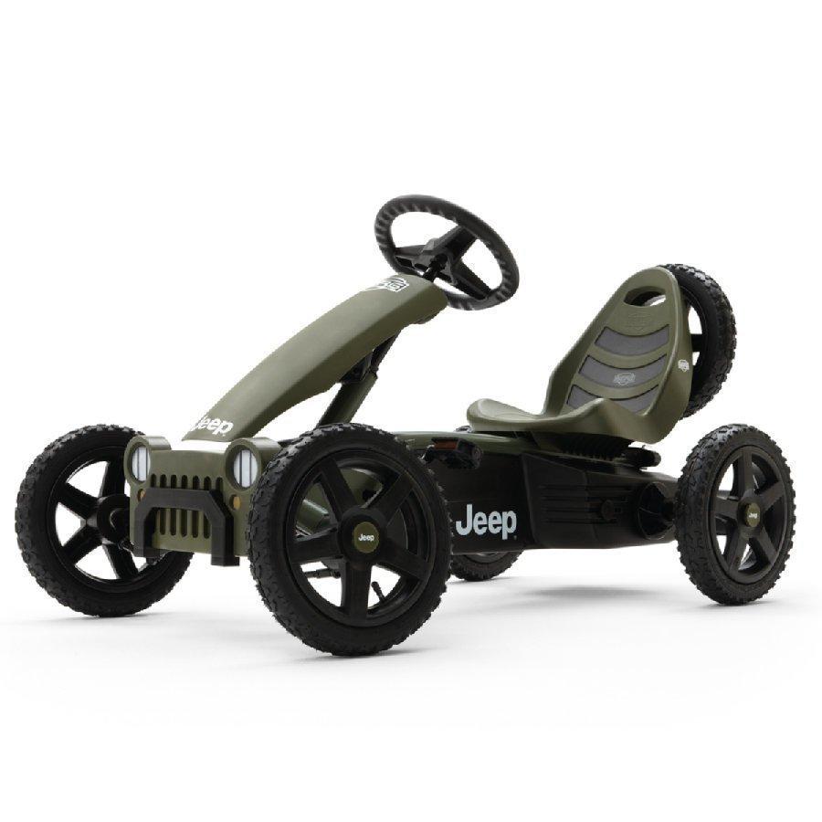 Berg Toys Pedal Go Kart Polkuauto Jeep Adventure