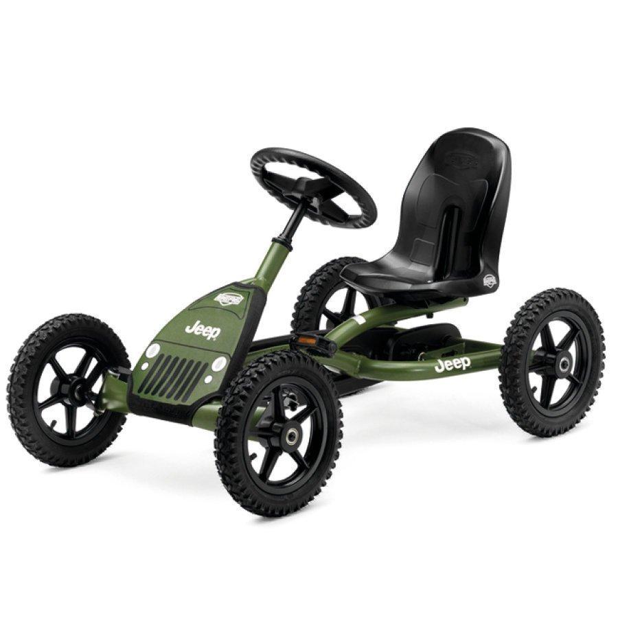 Berg Toys Pedal Go Kart Polkuauto Jeep Junior