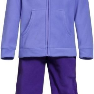 Bergans Fleeceasu Smådøl Kids Lave/Sea Blue