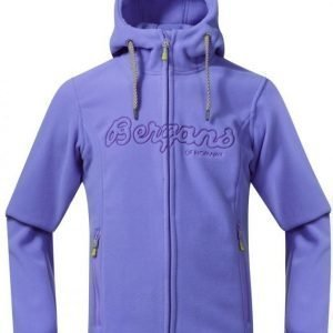 Bergans Huppari Fleece Youth Girl Lavender/Lime