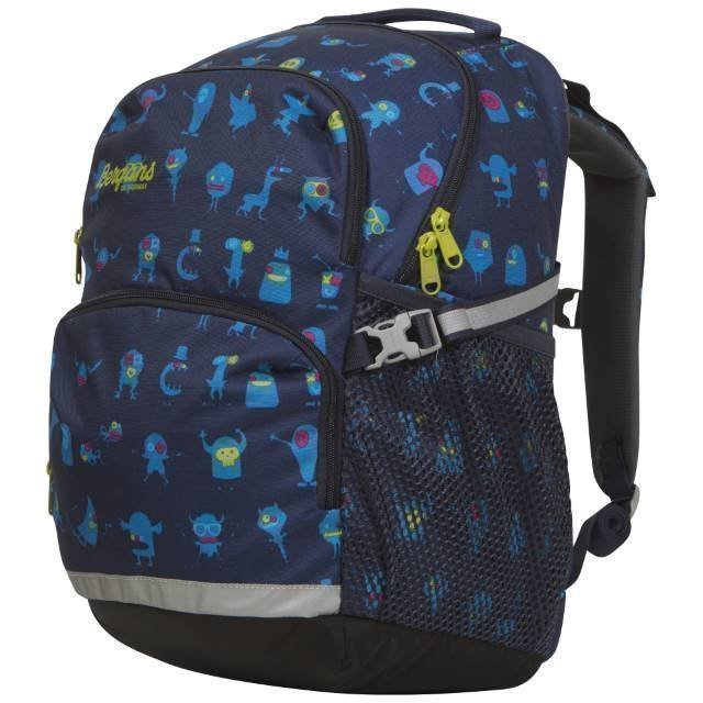 Bergans Reppu 2GO Midnight Blue Monster