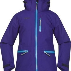 Bergans Takki Alme Insulated Youth Girl Lavender/Sea Blue