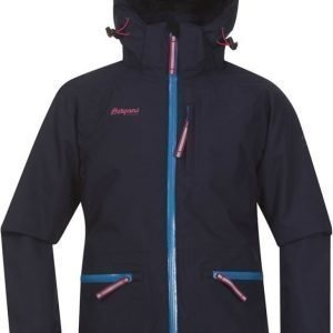 Bergans Takki Alme Insulated Youth Girl Navy/Sea Blue Pink