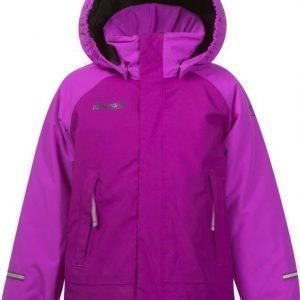 Bergans Takki Storm Insulated Kids Heather Purple