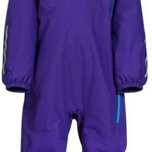 Bergans Talvihaalari Snøtind Insulated Kids Lavender/Sea Blue