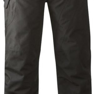 Bergans Toppahousut Hovden Insulated Youth Black